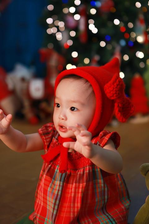 baby christmal